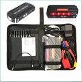 Стартер с Комплектом 12000 мАч Бензиновый и Дизельный Двигатель Источник Питания Booster 2USB SOS Свет Зарядное Устройство для Ноутбука телефон Мульти-функция