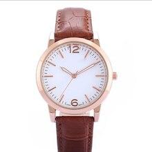 Женское платье часы Ретро кожа женские часы Лидирующий бренд Женская мода мини дизайн наручные часы