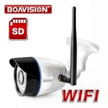 HD 720 P 1080 P Wifi IP Камера 960 P открытый беспроводной протокол ONVIF P2P CCTV контрольная Пуля безопасности Камера TF карты приложение CamHi