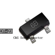 100pcs BC817 BC817-25 6B SOT-23 NPN transistor