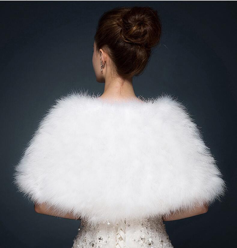 Ostrich-Feather-Bridal-Wraps-Shawl-Faux-Fur-Marriage-Shrug-Coat-Bride-Winter-Wedding-Party-Boleros-Jacket (2)