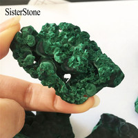 natural green malachites mineral healing raw stones for gift