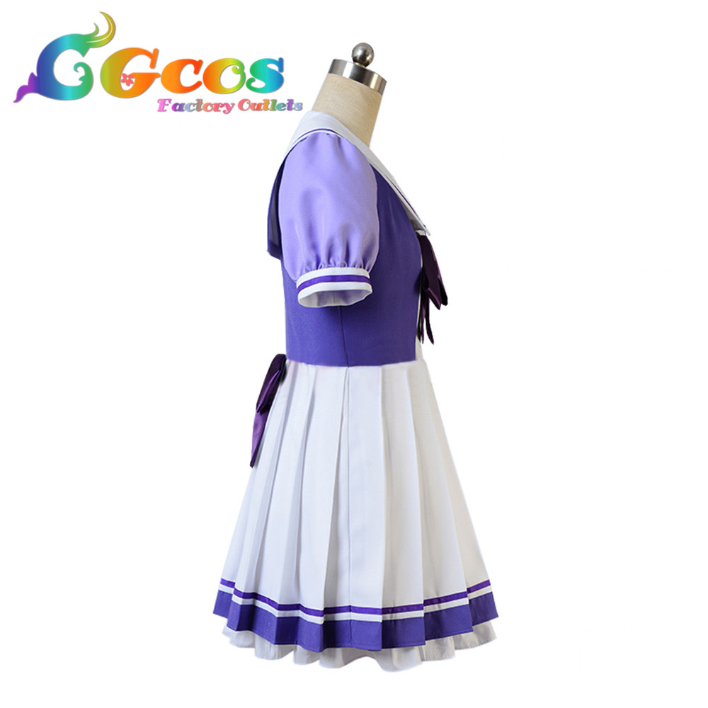 US $96 99 |CGCOS Coplay Clothes Cosplay Costume Uma Musume Pretty Derby  Special Week Vodka cosplay Uniform Halloween Custom-in Anime Costumes from