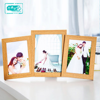 2017 New Free Shipping Europe Type Frame Three Box Conjoined Combination Creative Photo Frame Table 6