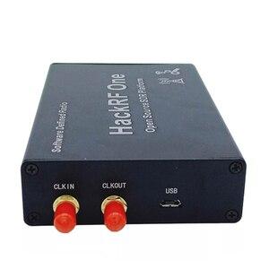 Image 2 - Boîtier en aluminium noir coque de protection USB usage commun pour HackRF One
