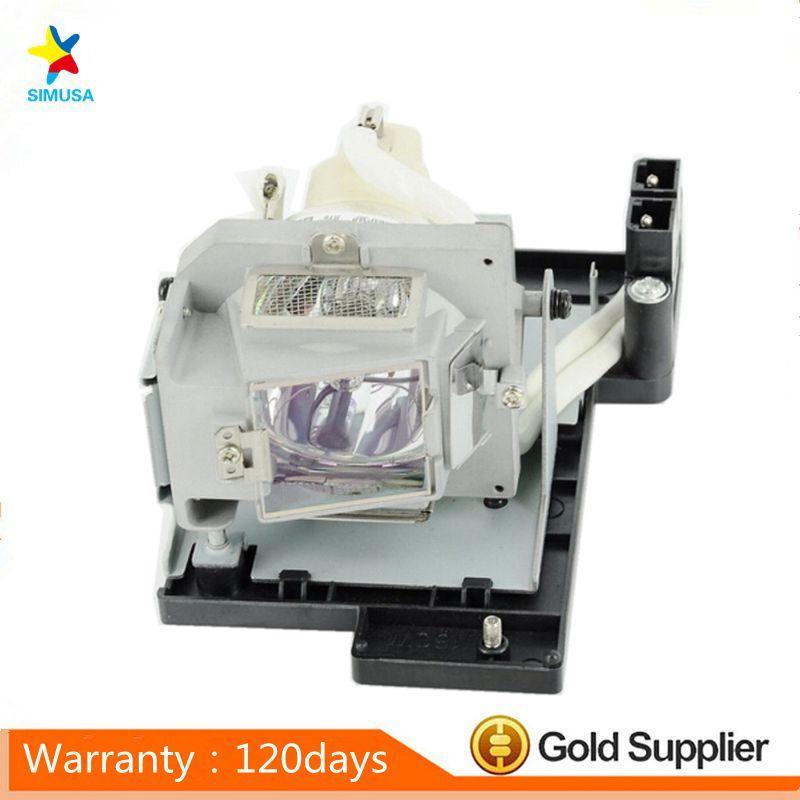 Original 5811100760-S  bulb Projector lamp with housing fits  for  VIVITEK D825ES/D825EX/D825MS replacement projector lamp with housing 5811100560 s for vivitek d 5500 d 5510