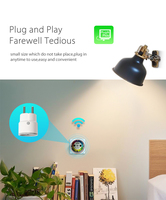 Neo приближения к Wi-Fi умный разъем ес гнездо поддержка Алекса, гугл дома, частичное будильника роза с Али таймер и управление с помощью мобильного телефона