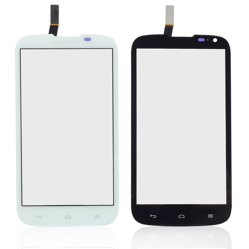 Black White Replacement Touch Screen Glass Digitizer Fit For Huawei G610 C8815 P0 16