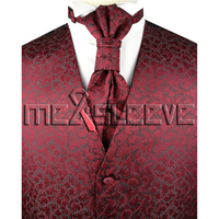 Wholesale New Tuxedo Vest Set Free Shipping