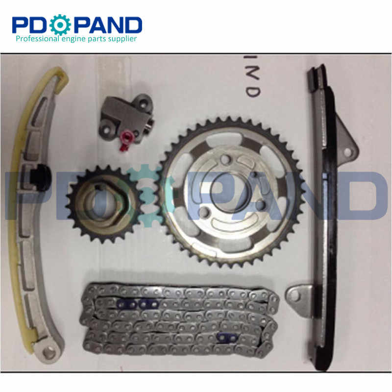 1ND 1ND-TV 1NDTV Engine Timing Chain Gear Tensioner Kit for Toyota  Corolla/PROBOX/SUCCEED/URBAN CRUISER/YARIS/YARUS 1 4L