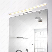9W/12W/16W/24W LED SMD Wall Sconces Mirror Front Lamp Bedroom Toilet Hotel Light White Shell(China)