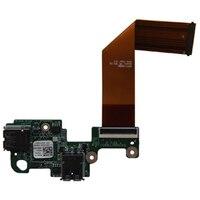 Original New Dc Jack Power USB Board Cable For DELL XPS 15 L501X L502X GRWM0 CN