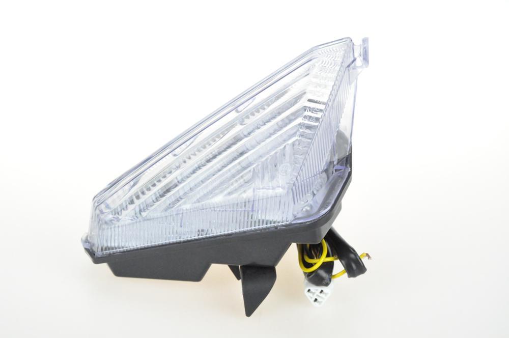 Светодиодный Встроенный задний фонарь сигнала поворота для YAMAHA R1 07-08