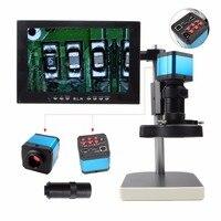 EV estrela cruz display/cancelar 8 vezes zoom digital microscópio industrial câmera 720 P (1280x720) 30 frames/seg 14MP conjunto