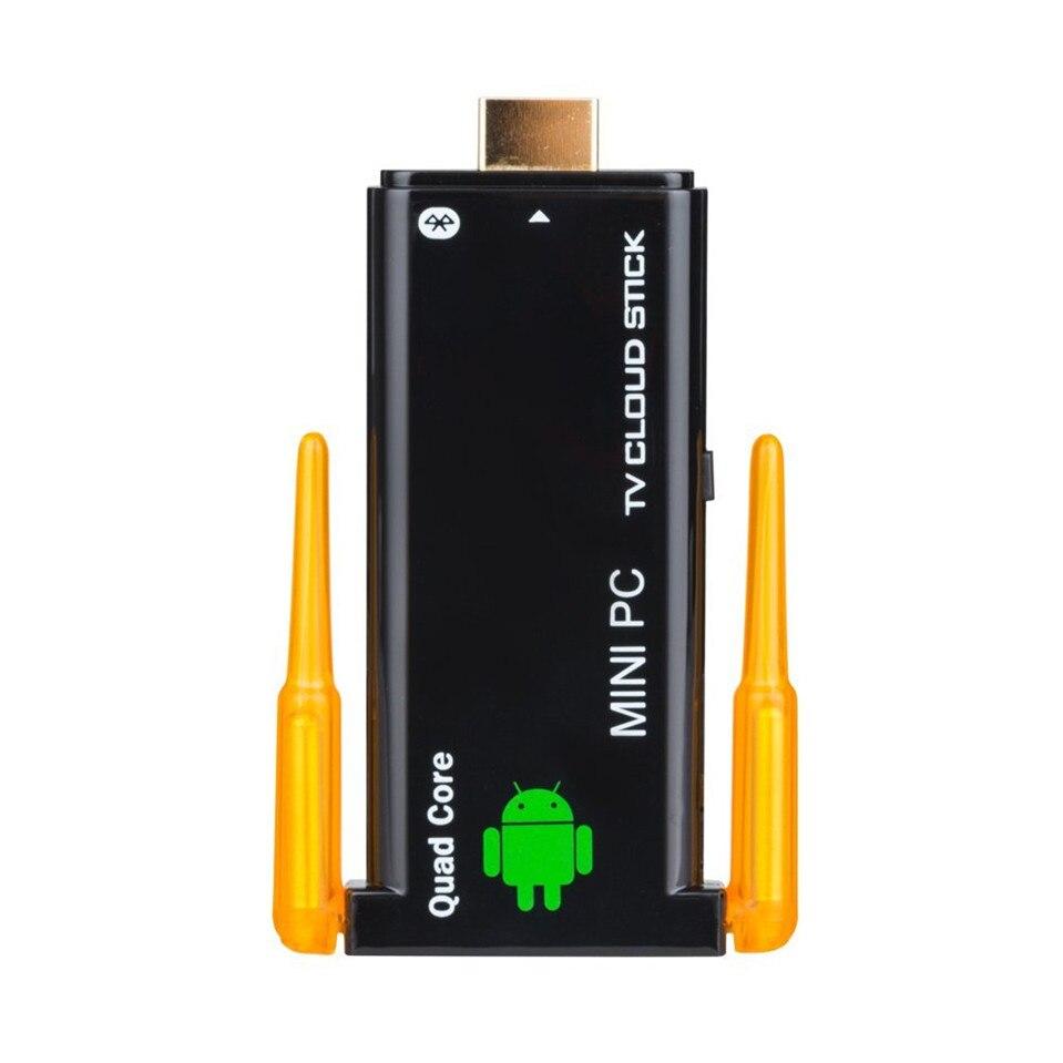 Горячие пирожки установлен обновленный J22 Коди полностью загружен плюс Amlogic S805 4 ядра ТВ Stick Box 1080 P Full HD Android 4.4.2 2 г 8 г добавить