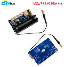 цена на Lora Radio Node V1.0 SX1278 Rola 433/868/915Mhz Radio Module ATmega328P RFM98 Wireless DIY Kit for Arduino Pro Mini