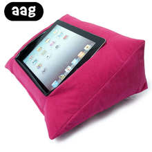 AAG Multifunction Laptop Tablet Pillow Portable PC Stand Holding Holder Foam Reading Bracket for Ipad Support Pad