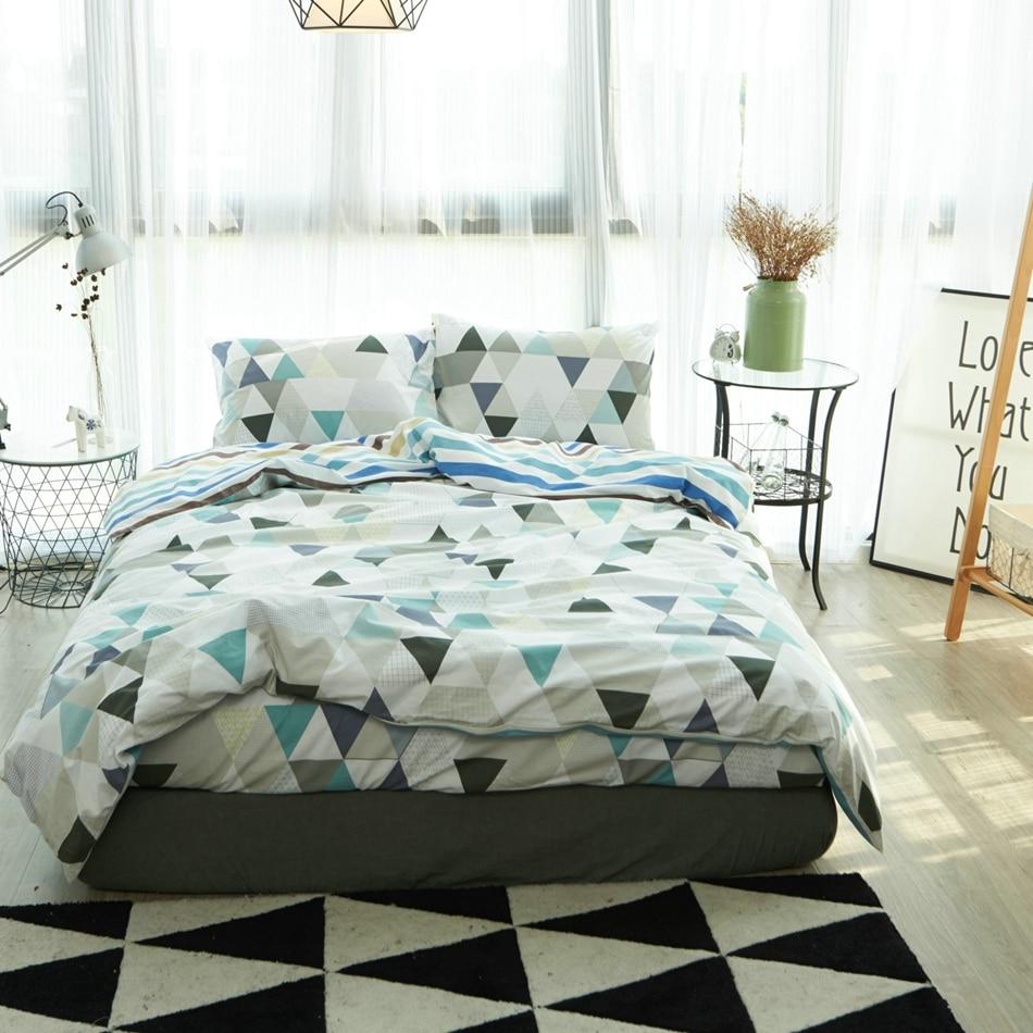 online get cheap cool bed duvet aliexpresscom  alibaba group - pcs cotton bedding set queen size cool duvet cover soft bed sheet cottonpillowcases fresh colorful