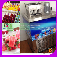 RL M40 Commercial Popsicle Machine 3000pcs/day Stainless Steel ice lolly making machine,fruit /milky ice lolly make