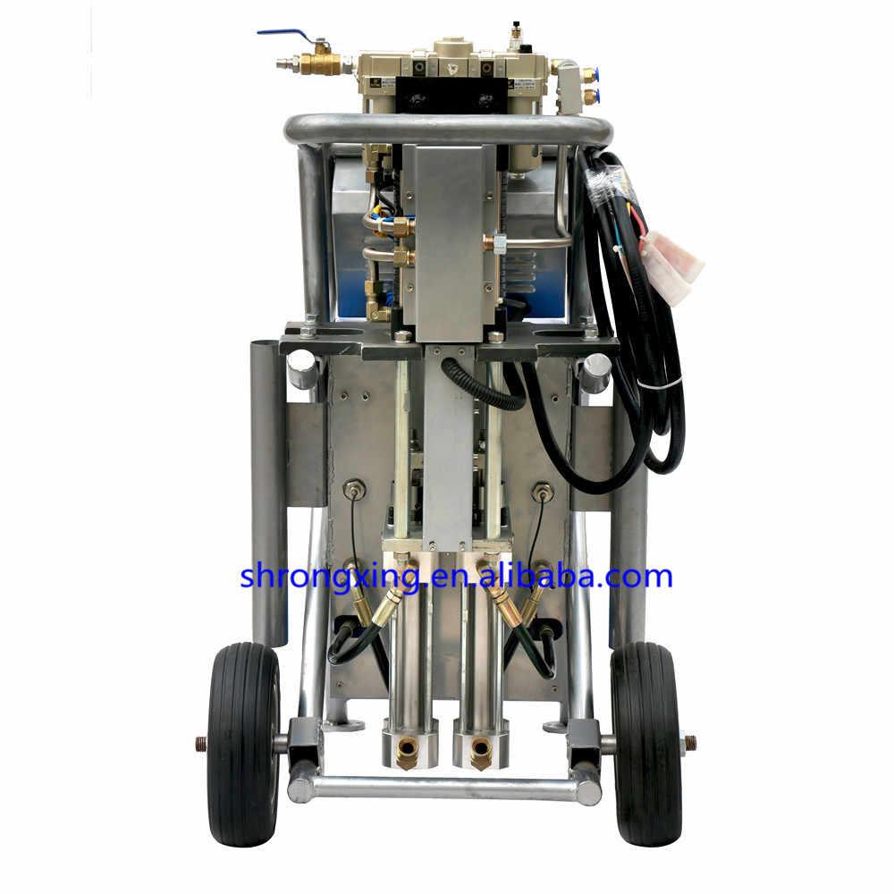 two component polyurethane spray machine