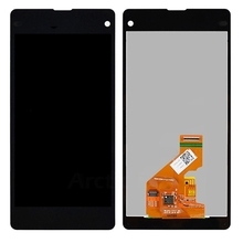100% No Dead Pixel For Sony Xperia Z1 Mini Compact D5503 M51W LCD Display with Touch Screen Digitizer Assembly