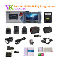 New Lonsdor K518ISE Key Programmer Support Odometer Adjustment Support Almost Cars Around the World Update Online