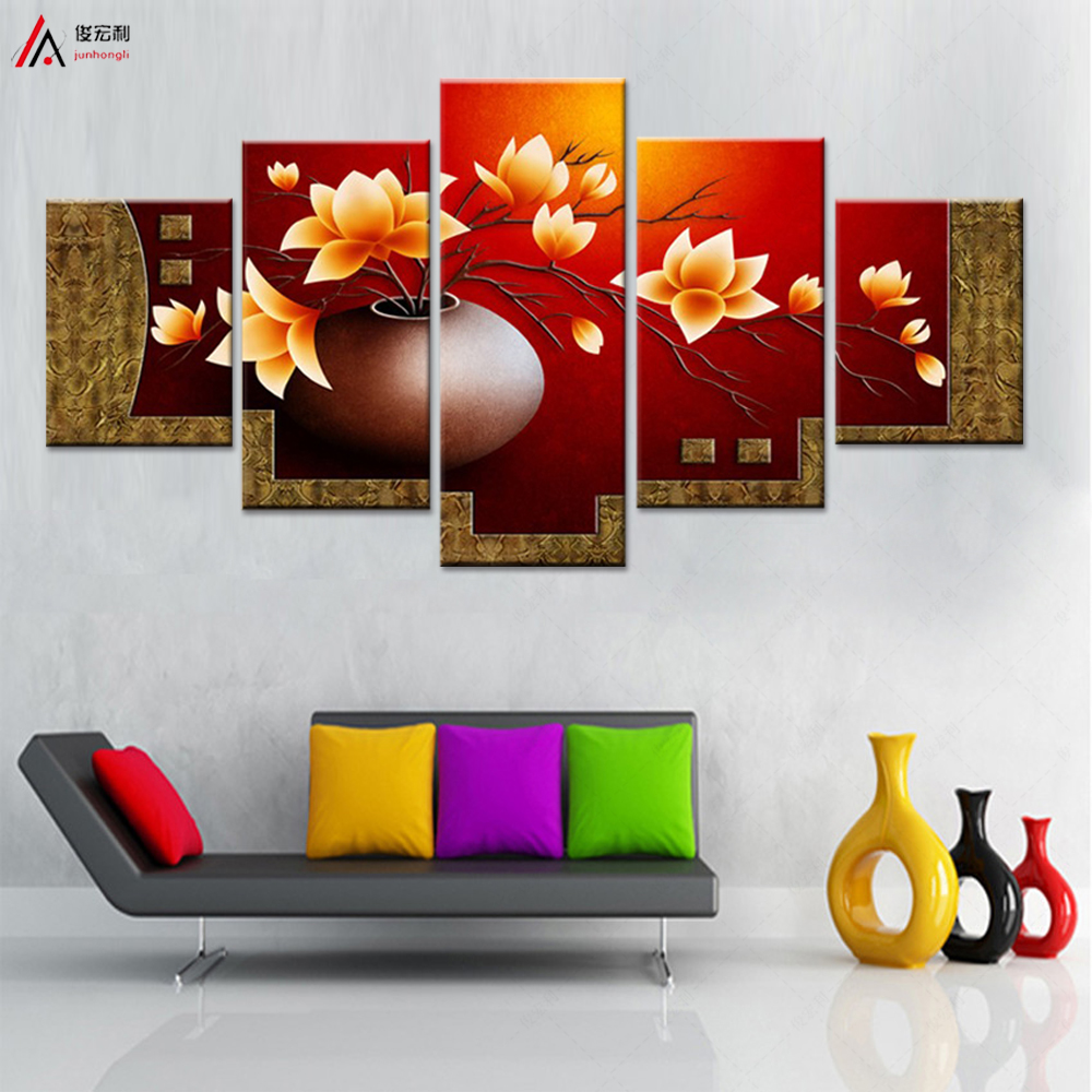 Painting For Living Room Online Buy Wholesale Pictures Walls From China Pictures Walls