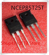 NEW 10PCS/LOT NCEP85T25T NCEP85T25 250V 85A 360W TO-247 IC