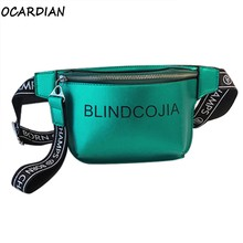OCARDIAN Taille Packs Tassen Vrouwen Designer Dames Fanny Packs Hip-Hop Lady Fashion Riem Roze Punk Fanny Pack Dropship A25(China)