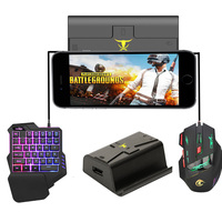 G1X Plug and Play PUBG Mobile Gamepad Controller Gaming Keyboard Mouse Android Phone to PC Converter Adapter for Android|Gamepads|Consumer Electronics -