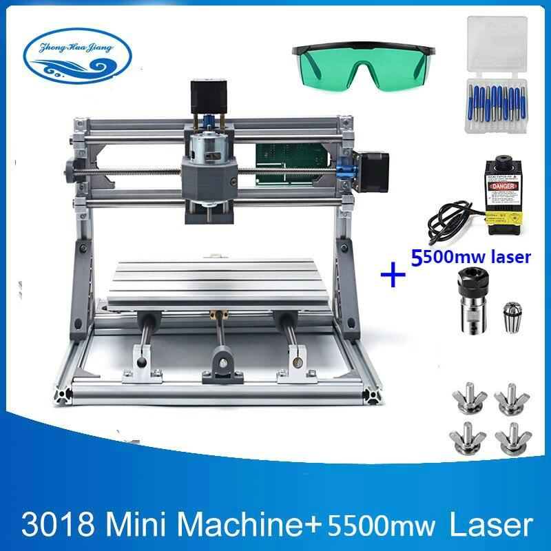CNC3018 withER11, diy mini máquina de gravura do cnc, máquina de gravura do laser, Pcb Máquina de Trituração DO PVC, madeira router, cnc 3018, melhores brinquedos Avançados