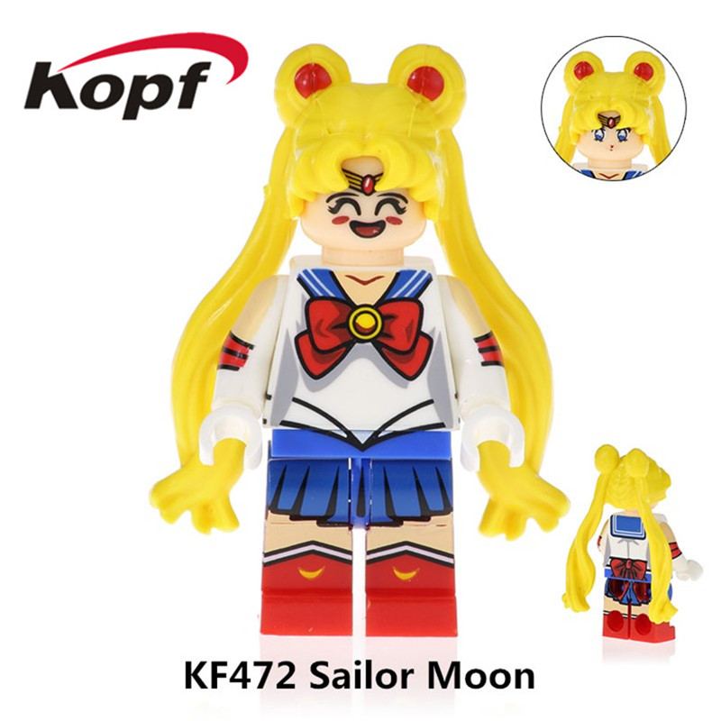 Aliexpress.com : Buy KF472 Single Sale Super Heroes Series ...