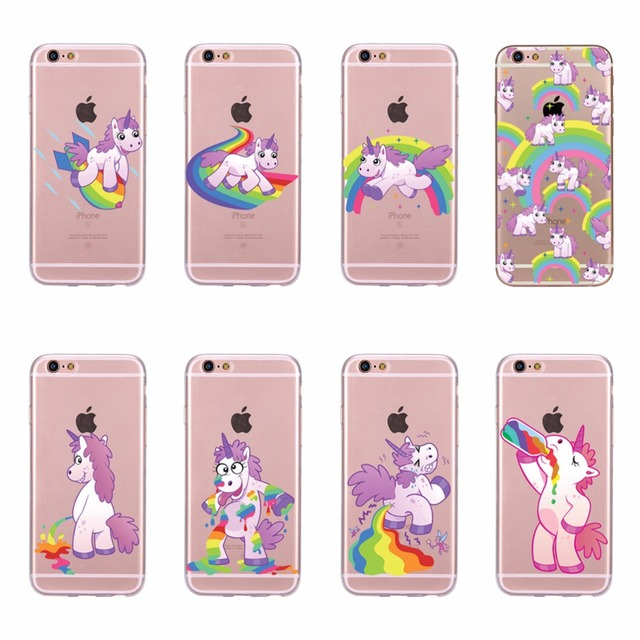custodia unicorno iphone 5
