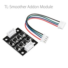 3D 프린터 스테퍼 모터 용 Dupont 라인이있는 TL Smoother Addon 모듈