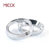 MICCK Dosing Ring Barista Tools 58MM Profilter For Brewing bowl Intelligent Aluminum Coffee Powder For Espresso Anti Fly Powder