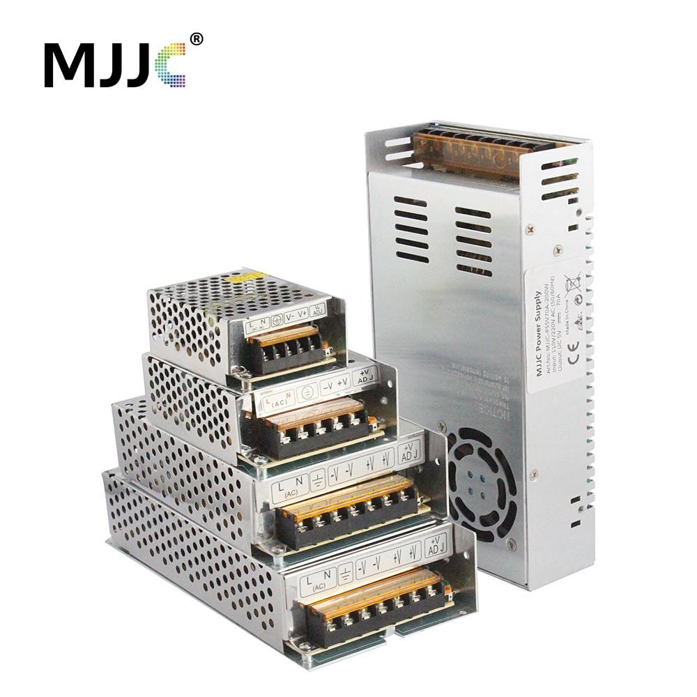 Power Supply 5V 20A 10A 5A 30A 40A 60A 70A 110V 220V to 5 Volt Power Supply DC Lighting Transformer 5V LED Driver for LED Strip