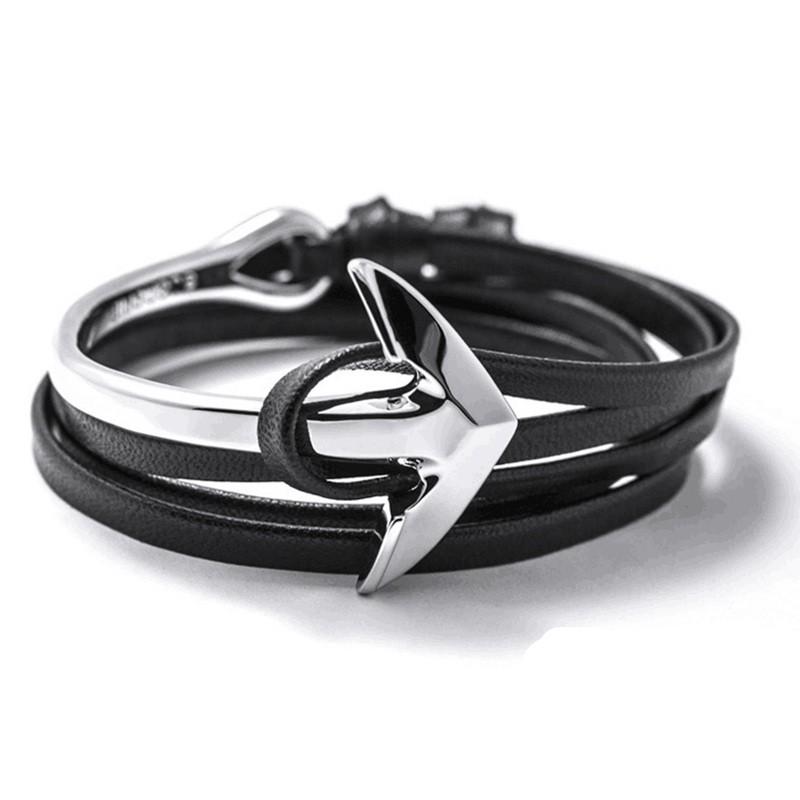 Bracelets  Bracelets: B096 New Moon Face and Star Alloy bracelets gift for friend,jewelry wholesale