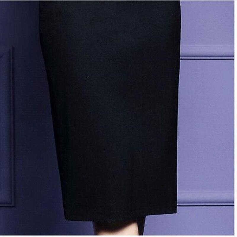 Robe Mode Femmes Prune Fourreau Col Color Élégant Rétro Longue Broderie Debout Manche Fleur Photo Fendu Amérique Europe Petit xFwqE6qA