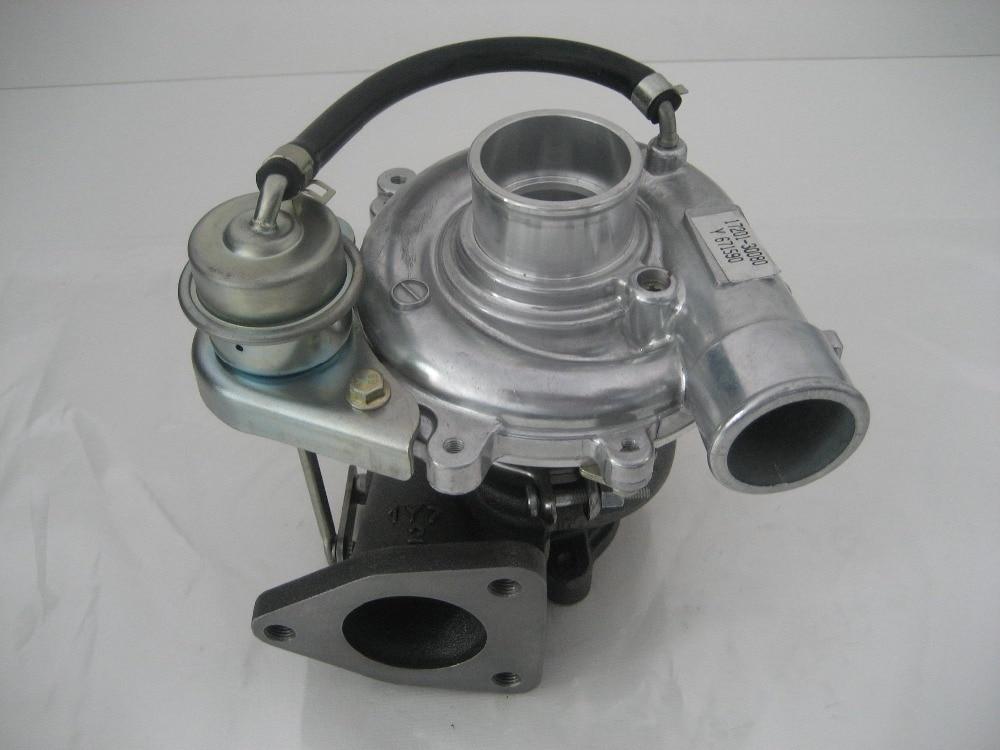 Turbocompresseur CT16 17201-30080 1720130080 pour TOYOTA hi-lux hi-ace Hilux Hiace KDH222 2KD 2KD-FTV 2.5L D4D 4WD refroidi à l'eau
