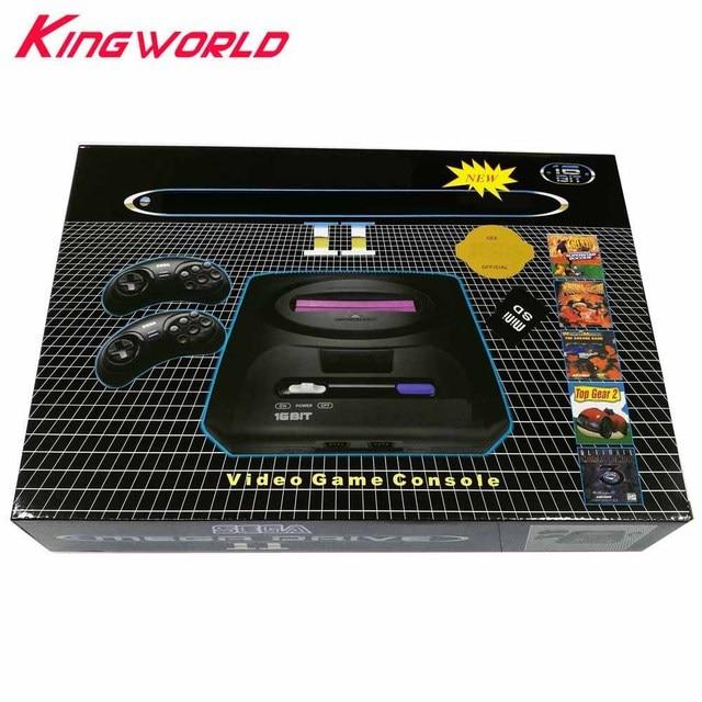 High definition for mega drive video game console for sega 16bit.