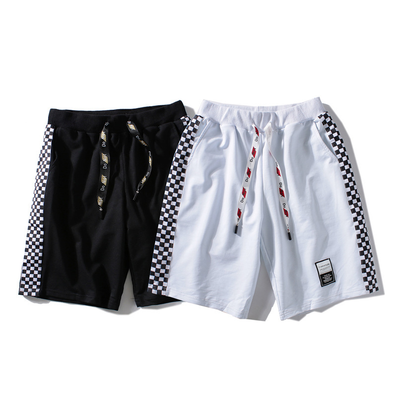 Clothing Mens Shorts Casual hip hop Short Pant Summer Fashion Casual Cotton Fit Short Pants Sweatpants top
