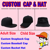 2016 Custom Hat And Cap Sample Custom Snapbacks Baseball Cap Bucket Hat For Adult Size Child