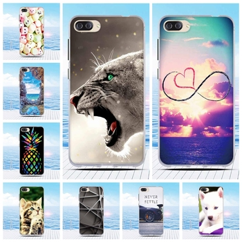 Soft TPU Cover For Asus Zenfone 4 Max ZC554KL Case 5.5 Phone Case For Asus Zenfone 4 Max ZC520KL ZC520 KL X00ED Painted Case image