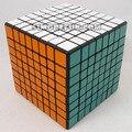 Shengshou 8x8x8 Magic Cube Enigma Preto E Branco E Primário Brinquedos Aprendizagem & Educational Cubo magico para Crianças E Adultos