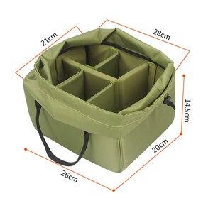 Image 2 - New  Arrival Waterproof Camera Liner Case Protective Soft Shockproof DSLR SLR Camera Lens Bag Insert Padded Digital Pouch