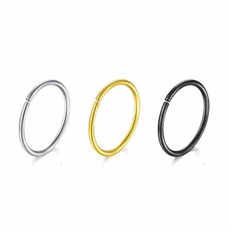100% 925 เงินสเตอร์ลิงขนาดเล็ก Hoop ต่างหูทองวงกลมแหวนต่างหู Original แฟชั่นเครื่องประดับของขวัญ 2019 ใหม่