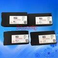 Alta qualidade original novo 950 951 cartucho de tinta compatível para hp 8100 8600 Mais 8610 8620 8630 8625 8700 Pro 251dw 276dw