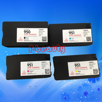 Alta qualidade original novo 950 951 cartucho de tinta compatível para hp 8100 8600 plus 8610 8620 8630 8625 8700 pro 251dw 276dw|ink textile|ink print|cartridge cap -