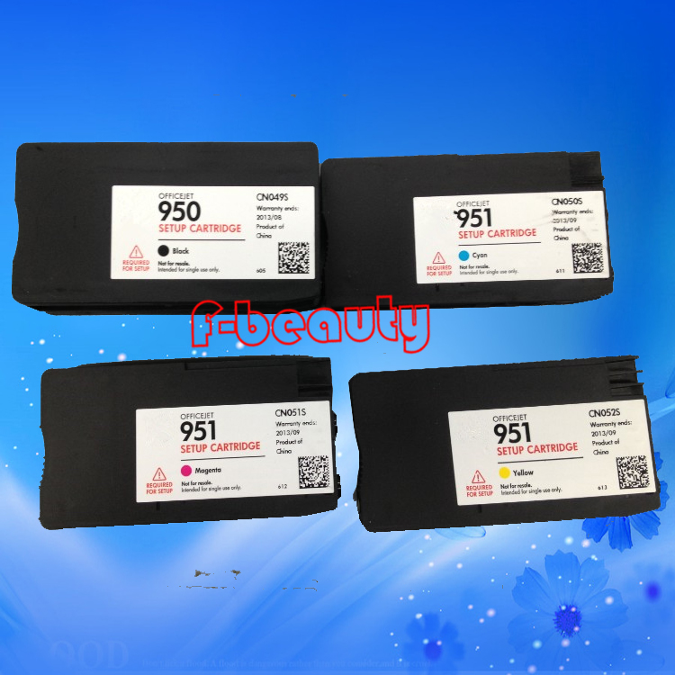 Haute qualité original nouveau 950 951 cartouche d'encre compatible pour HP 8100 8600 Plus 8610 8620 8630 8625 8700 Pro 251dw 276dw