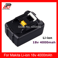 18V Li Ion 4 0 Ah Replacement For Makita BL1830 LXT400 194205 1 194205 3 194230